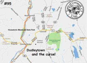 95 - The Curse of Dudleytown - Cornwall, CT - Travel Oddities Podcast